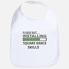 Please wait, Installing Square dance skills Bib