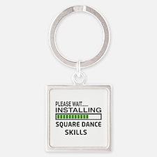 Please wait, Installing Square dan Square Keychain