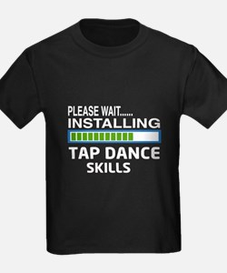 Please wait, Installing Tap danc T