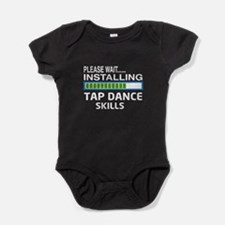 Please wait, Installing Tap dance sk Baby Bodysuit