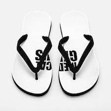 Medical Genius Flip Flops