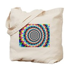 Optical Illusion 2 Tote Bag