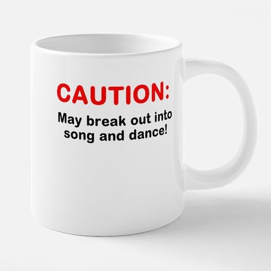CAUTION: Mugs