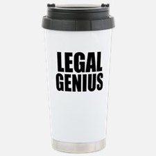 Legal Genius Travel Mug