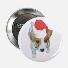 "JRT Santa 2.25"" Button (10 pack)"