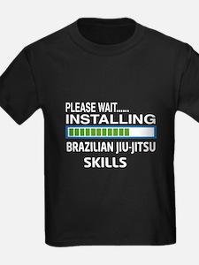 Please wait, Installing Brazilia T
