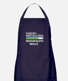 Please wait, Installing Brazilian Jiu Apron (dark)