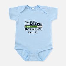 Please wait, Installing Brazilian Infant Bodysuit