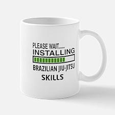 Please wait, Installing Brazilian Jiu-J Mug