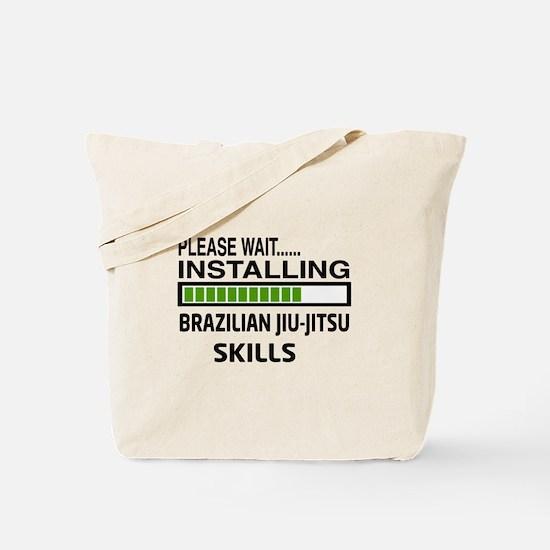 Please wait, Installing Brazilian Jiu-Jit Tote Bag