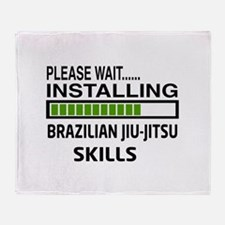 Please wait, Installing Brazilian Ji Throw Blanket