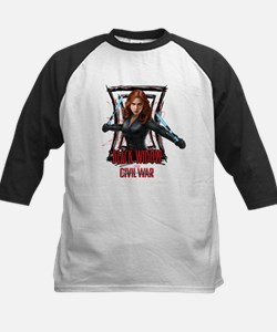 Black Widow Batons Tee