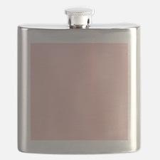 Cute Light pink Flask