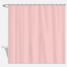 fashion pastel blush pink Shower Curtain