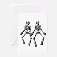 Let`s dance Greeting Cards