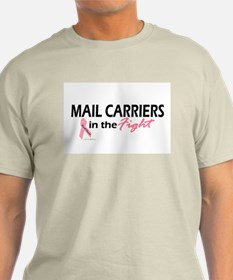 Mail Carriers In The Fight T-Shirt