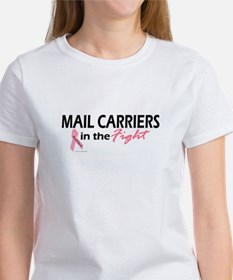 Mail Carriers In The Fight Women's T-Shirt