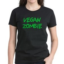 Women's Vegan Zombie T-Shirt