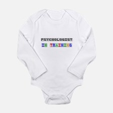 Psychologist In Training Body Suit