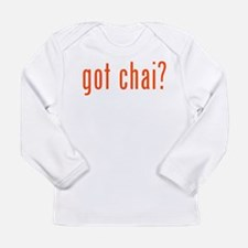 got chai? Long Sleeve T-Shirt