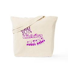 Bom Chicka WahWah Tote Bag