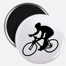 Cycling race Magnet