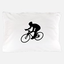Cycling race Pillow Case