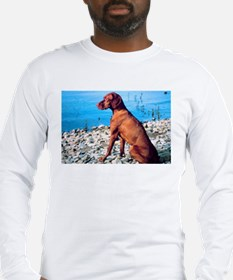 Dog Dreams Long Sleeve T-Shirt