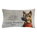 German Shepherd Pillow Case