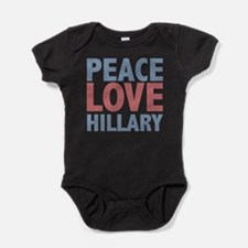Election 2008 Baby Bodysuit