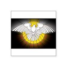 Holy Spirit Rectangle Sticker