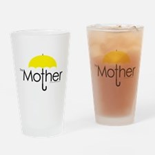 HIMYM The Mother Drinking Glass