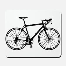 Racing bicycle Mousepad