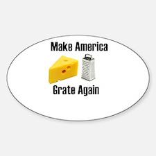 Make America Grate Again Decal