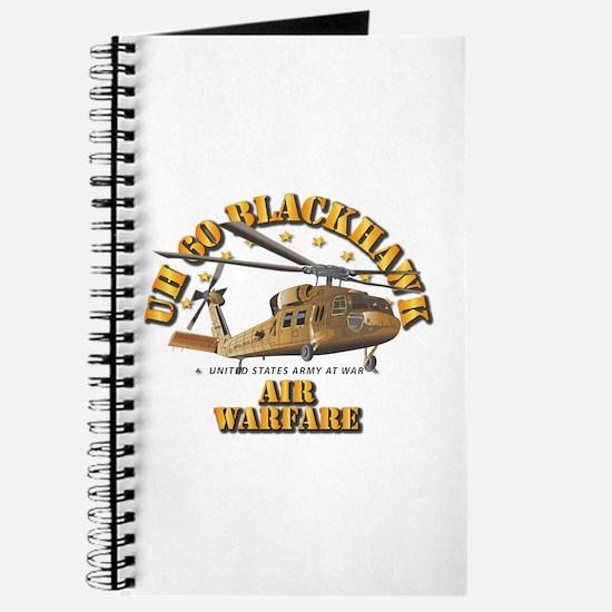 UH - 60 Blackhawk - Air Warfare Journal