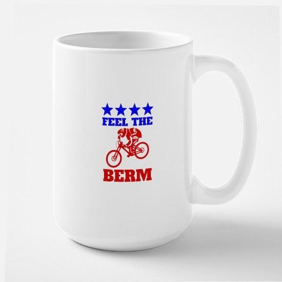 Bernie Sanders Mountain Bike Mugs