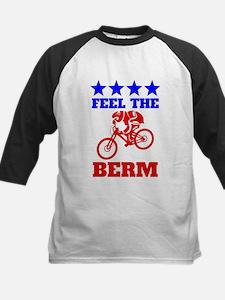 Bernie Sanders Mountain Bike Baseball Jersey