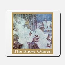 The Snow Queen Mousepad