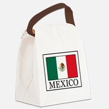 Funny Chicano Canvas Lunch Bag