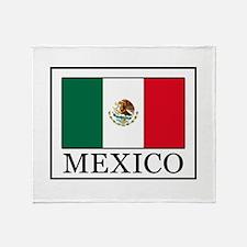 Mexico Throw Blanket