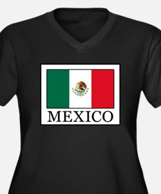 Mexico Plus Size T-Shirt