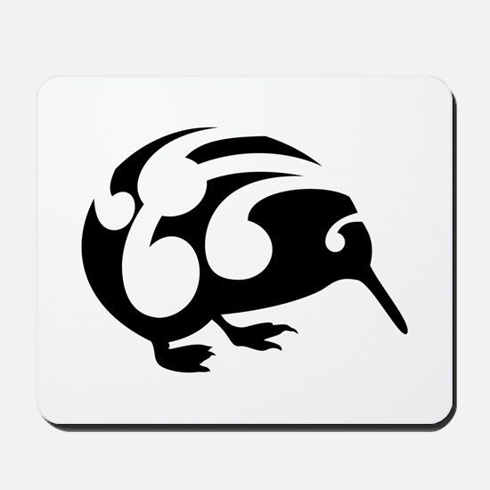 Koru Kiwi New Zealand Design Mousepad