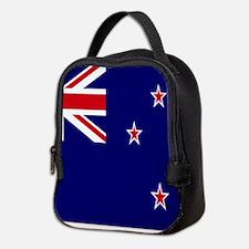 New Zealand flag Neoprene Lunch Bag
