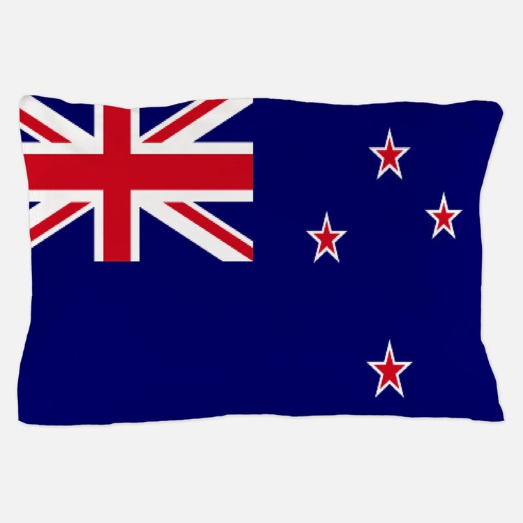 New Zealand flag Pillow Case