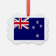 New Zealand flag Ornament