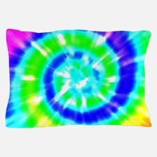 Rainbow Tie Dye Pillow Case