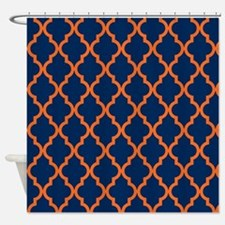 Moroccan Shower Curtains Moroccan Fabric Shower Curtain Liner