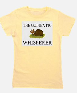 Unique Brown guinea pig Girl's Tee