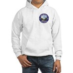 Louisiana Free Mason Hooded Sweatshirt
