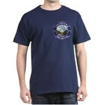 Louisiana Free Mason Dark T-Shirt